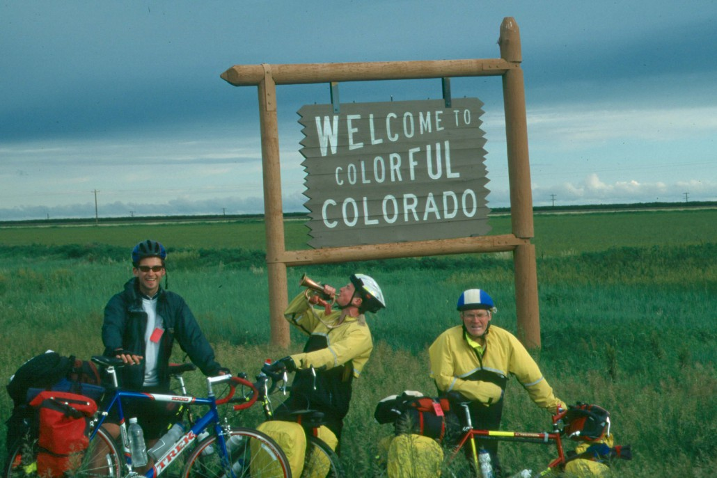 CO Welcome to Colorado sign DP